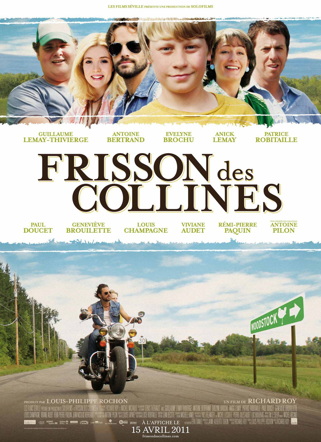 le film frisson des collines