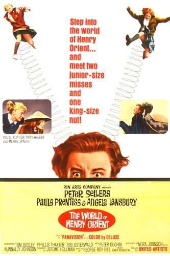 The World of Henry Orient (1964) Poster - Movie Forum, Cast, Reviews