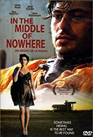 In the Middle of Nowhere Poster