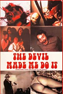 Watch free full online hollywood movies The Devil Made Me Do It [2K]
