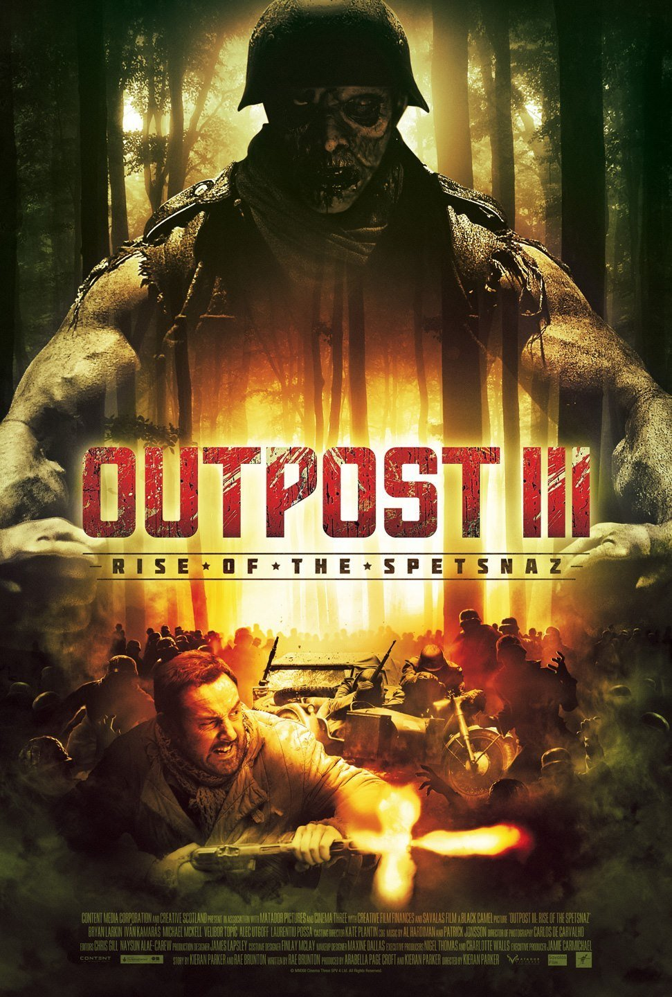 Outpost Rise Of The Spetsnaz 2013 Imdb