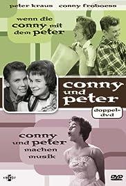 Conny und Peter machen Musik Poster