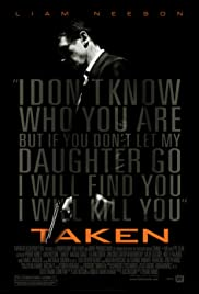 Image result for taken movie poster free use