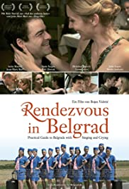 Practical Guide to Belgrade with Singing and Crying Poster