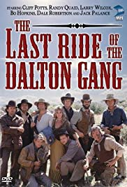 The Last Ride of the Dalton Gang (1979) Poster - Movie Forum, Cast, Reviews