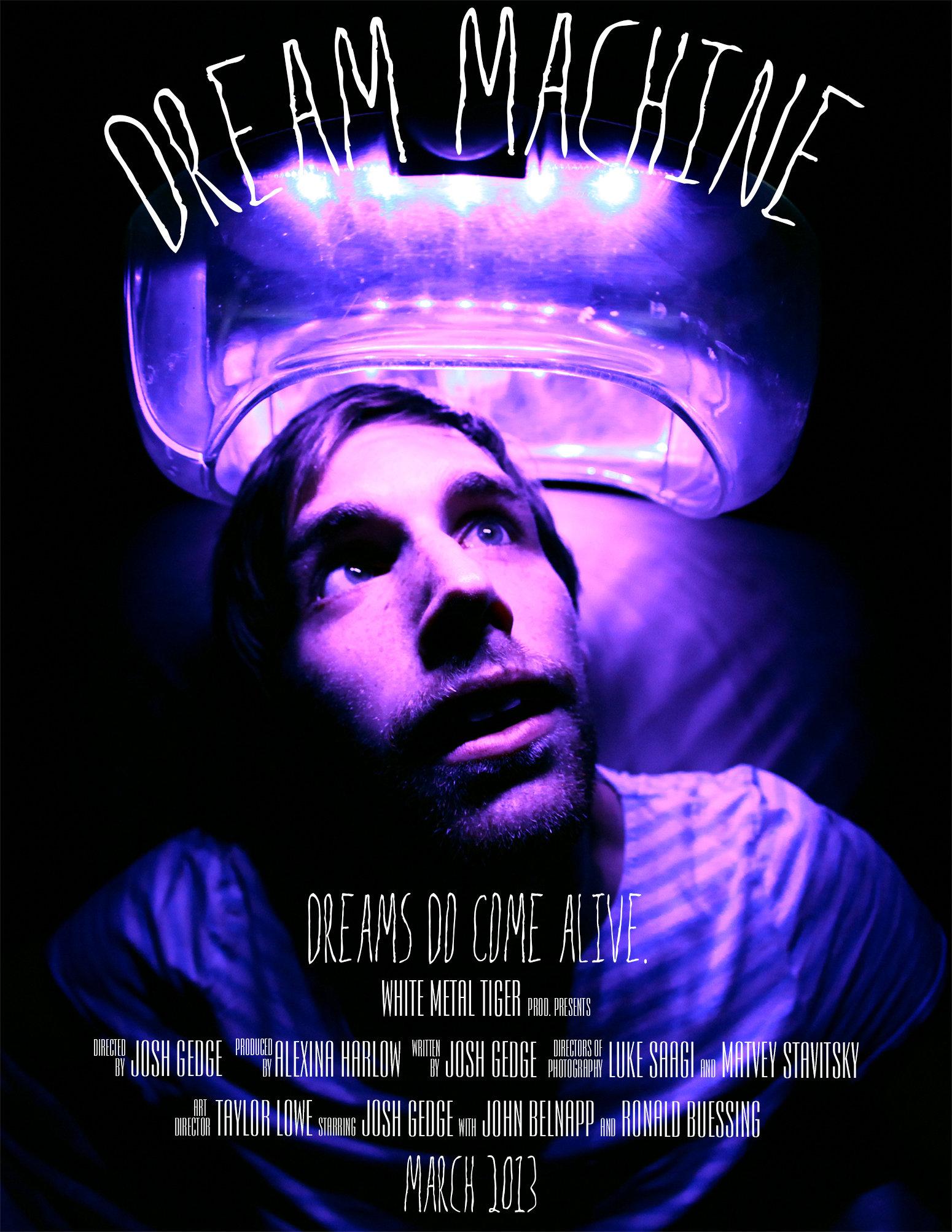 dream machine movie