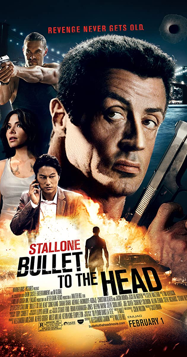 Subtitle of Bullet to the Head