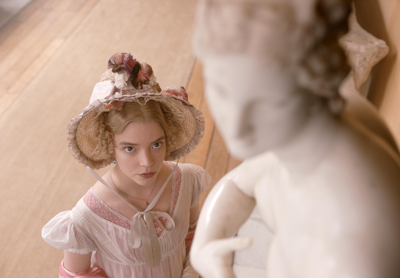 Anya Taylor-Joy in Emma. (2020)
