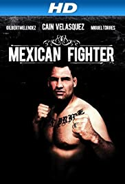 Mexican Fighter Poster