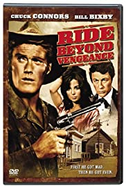 Ride Beyond Vengeance Poster
