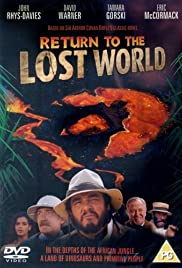 Return to the Lost World Poster