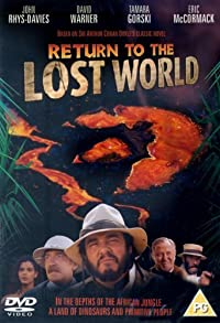 Primary photo for Return to the Lost World