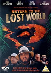 Return to the Lost World Canada
