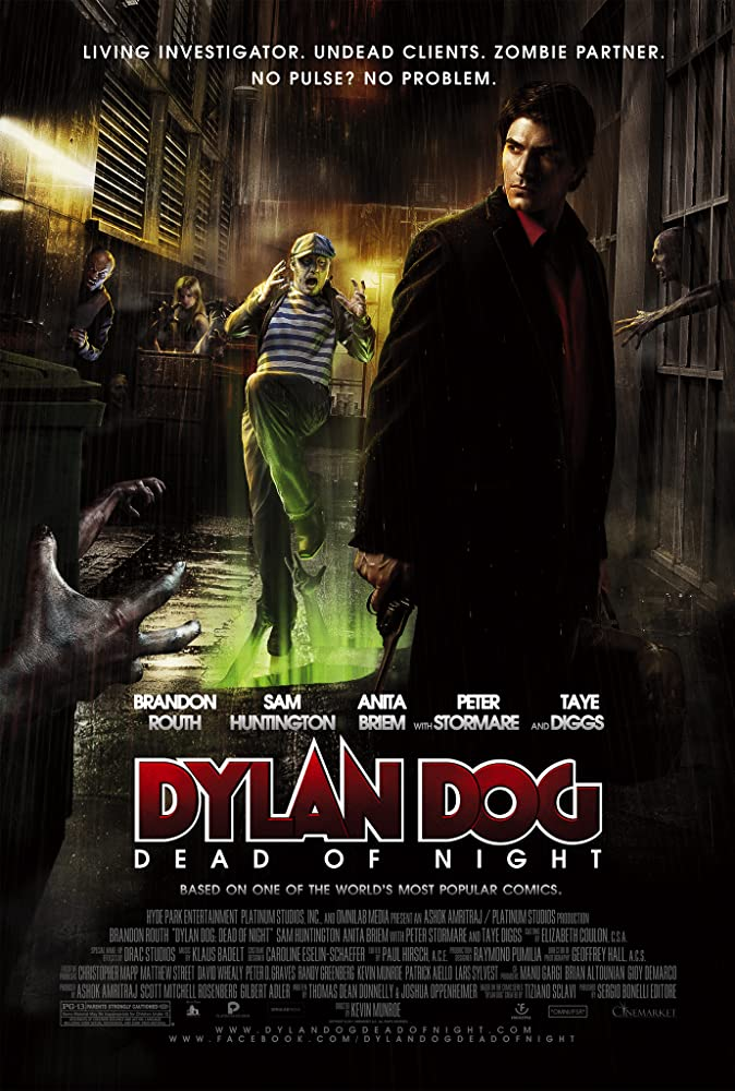Dylan Dog Dead Of Night 2010 ORG Dual Audio 720p BluRay [Hindi – English] ESubs