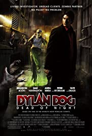 Dylan Dog: Dead of Night Poster