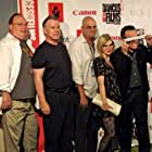"""The DANCES WITH FILMS green carpet for """"The Ghastly Love of Johnny X"""" with Paul Bunnell, Jed Rowen & Mark Willoughby."""