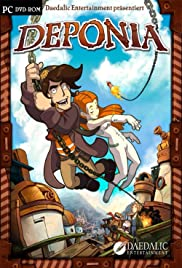 Deponia Poster
