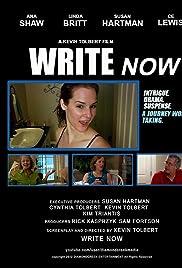 Write Now () film en francais gratuit