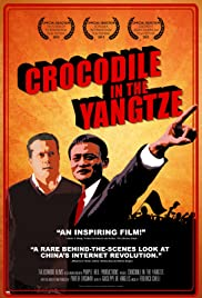 Crocodile in the Yangtze Poster