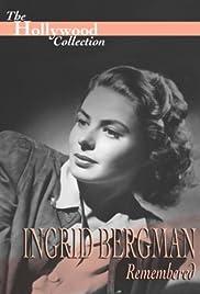 Ingrid Bergman Remembered Poster