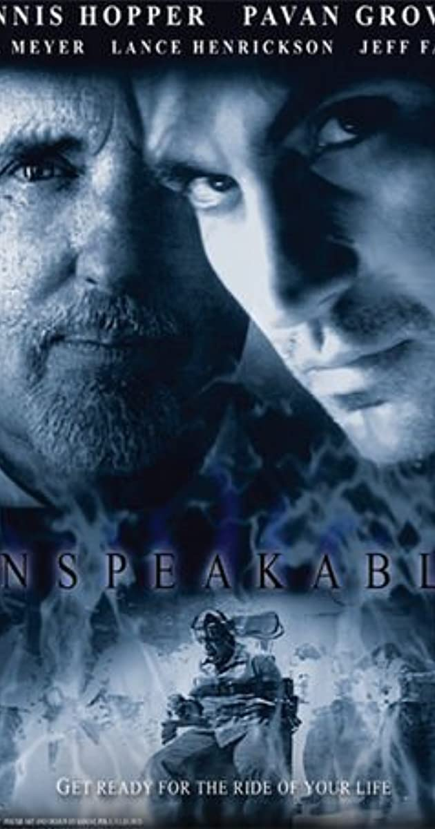 Watch Full HD Movie Unspeakable (2002)