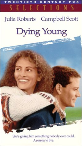 dying young julia roberts 1991