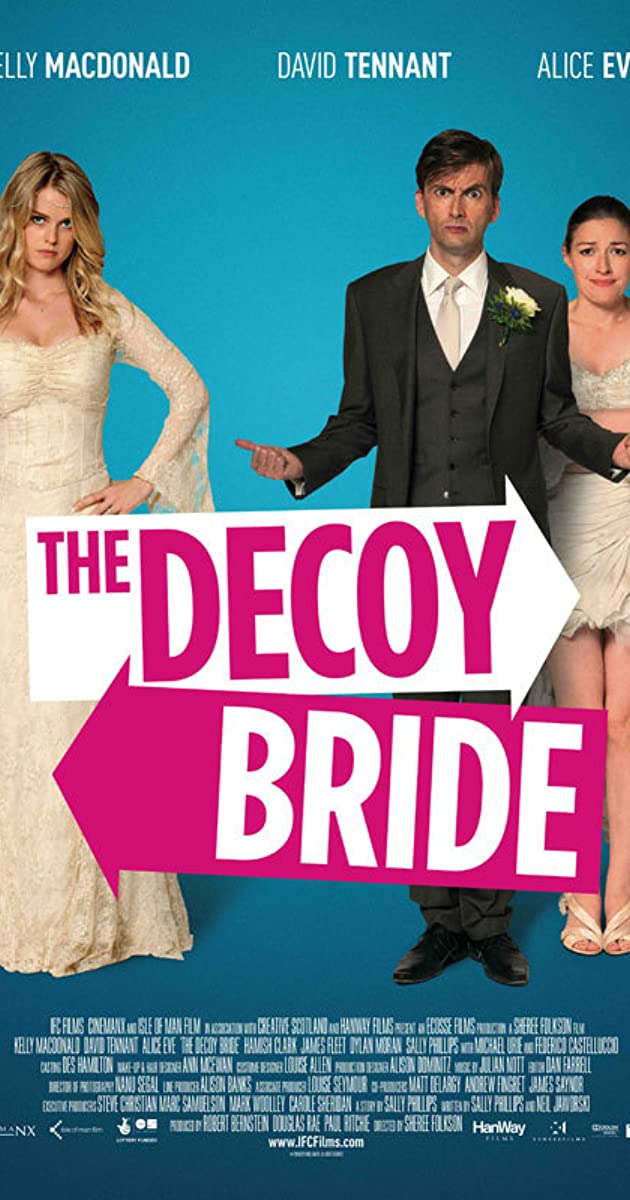 Subtitle of The Decoy Bride
