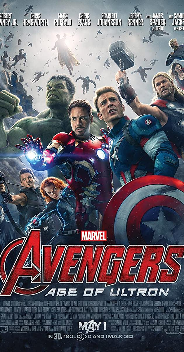 Avengers: Age of Ultron (2015) - IMDb