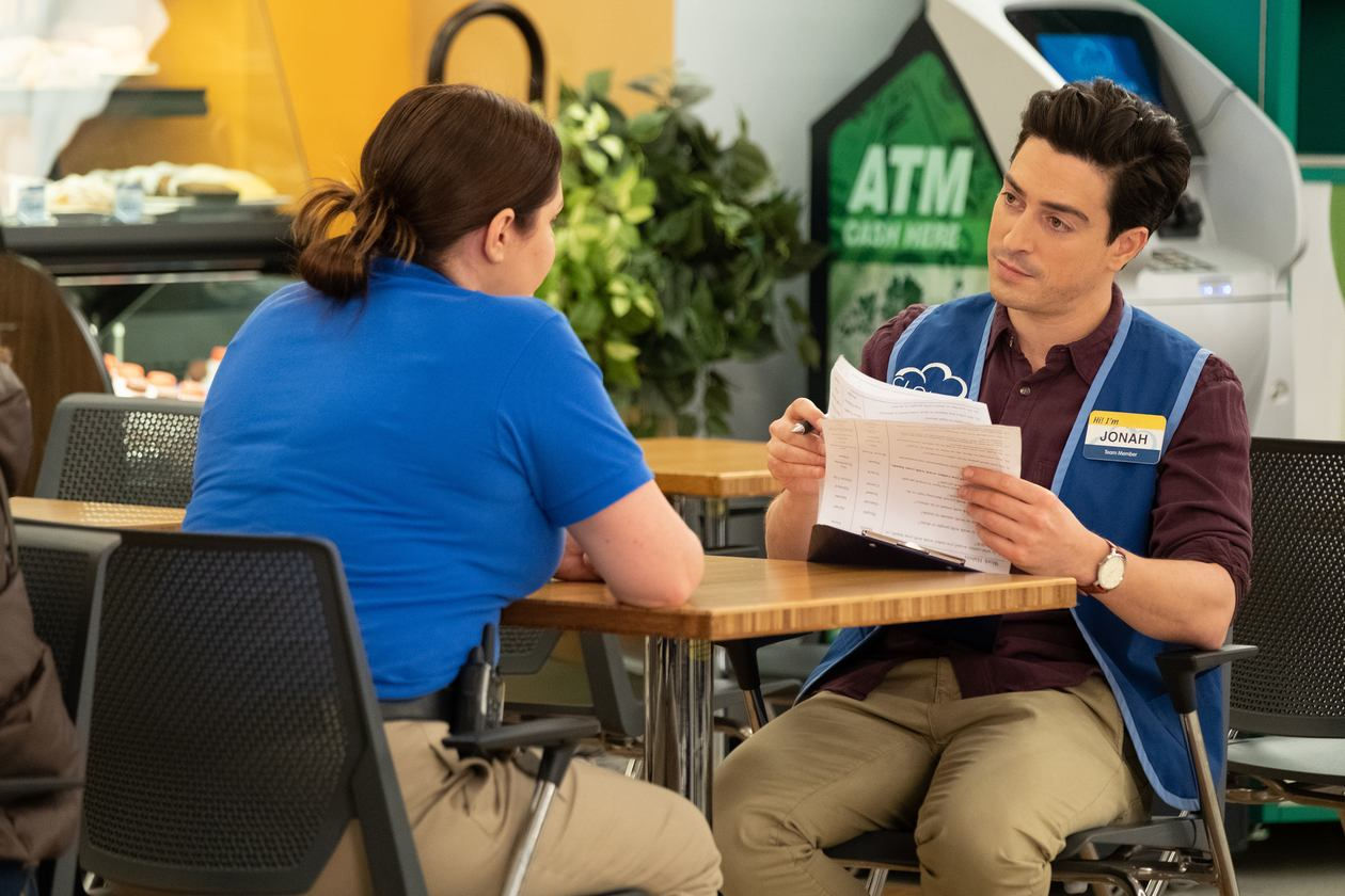 Superstore Shadowing Glenn Tv Episode 2018 Imdb