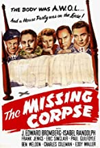 Primary image for The Missing Corpse