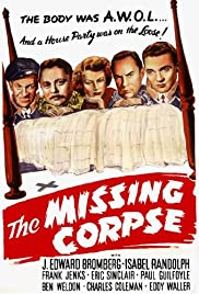 The Missing Corpse Poster