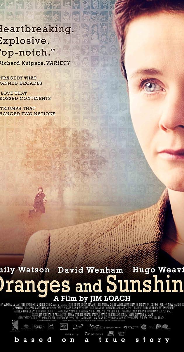Oranges and Sunshine (2010) - IMDb