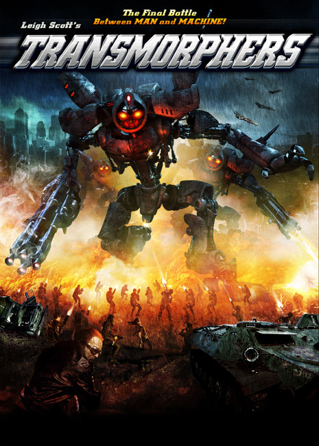 Transmorphers 2007 Hindi Dual Audio 300MB HDRip Download