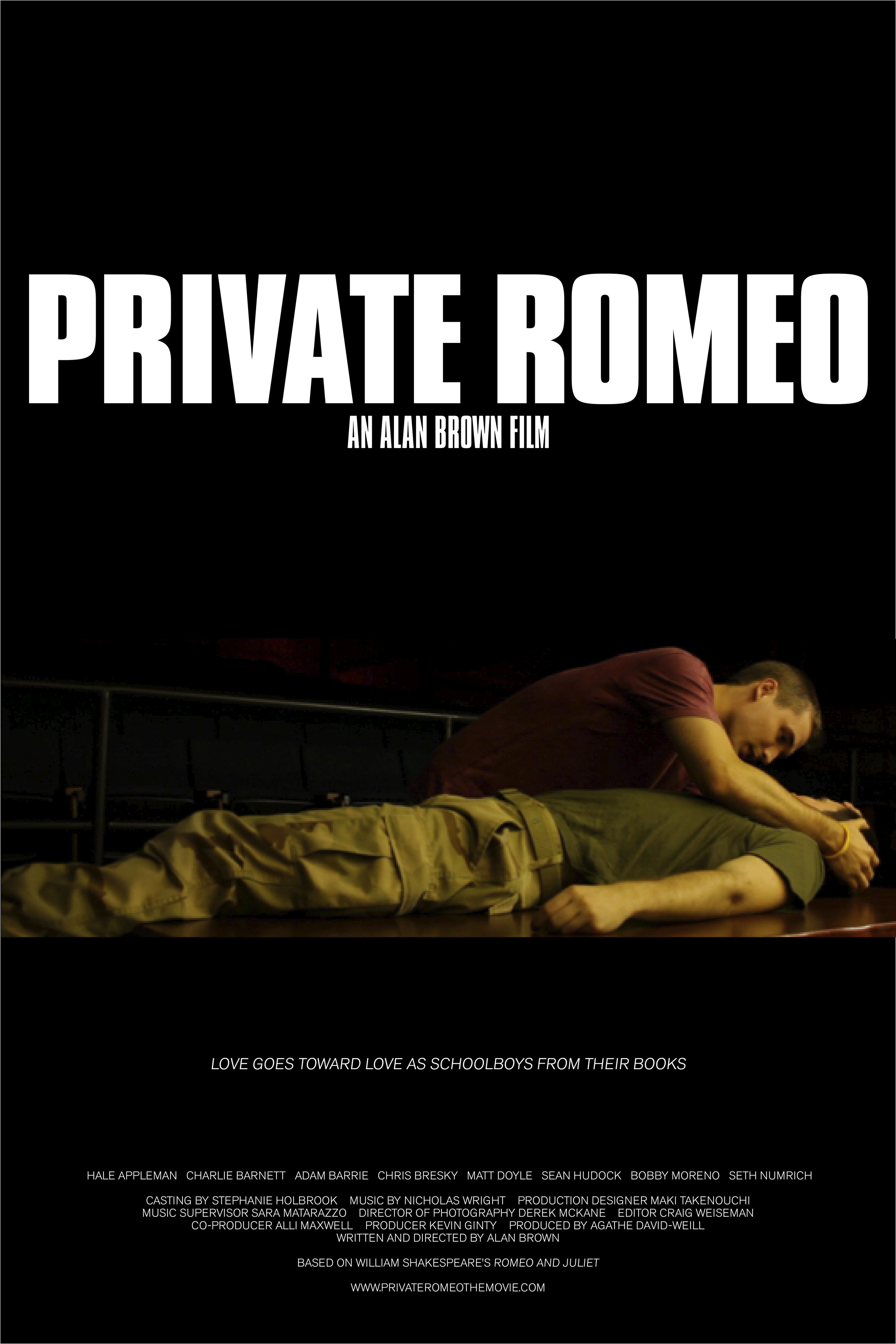 Private Romeo 2011 Imdb