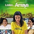 Deepti Naval, Farooq Shaikh, and Swara Bhaskar in Listen... Amaya (2013)