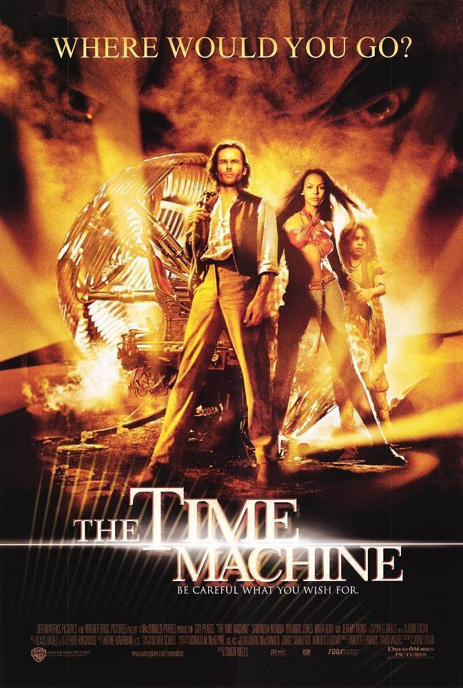The Time Machine 2012 Hindi Dual Audio 720p BluRay 690MB ESub Download