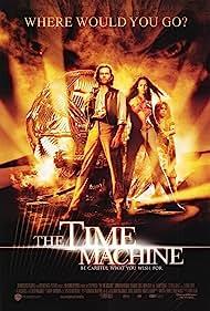 Guy Pearce and Samantha Mumba in The Time Machine (2002)