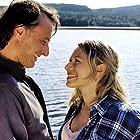 Frida Hallgren and Michael Nyqvist in Så som i himmelen (2004)