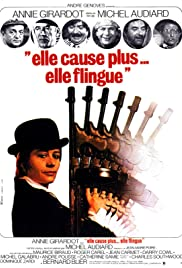 Elle cause plus, elle flingue Poster