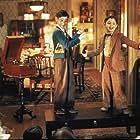 Josh Byrne and Ben Diskin in Mr. Saturday Night (1992)