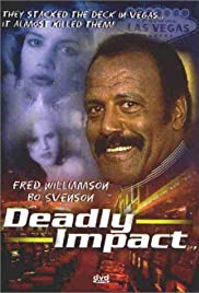 Deadly Impact (1984) Poster - Movie Forum, Cast, Reviews