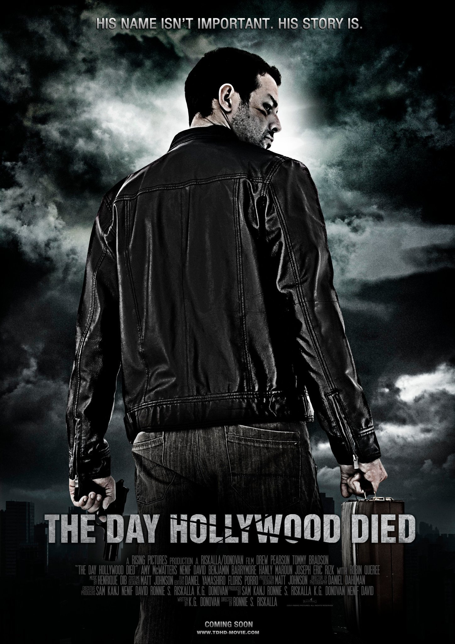 The Day Hollywood Died (2012) - IMDb