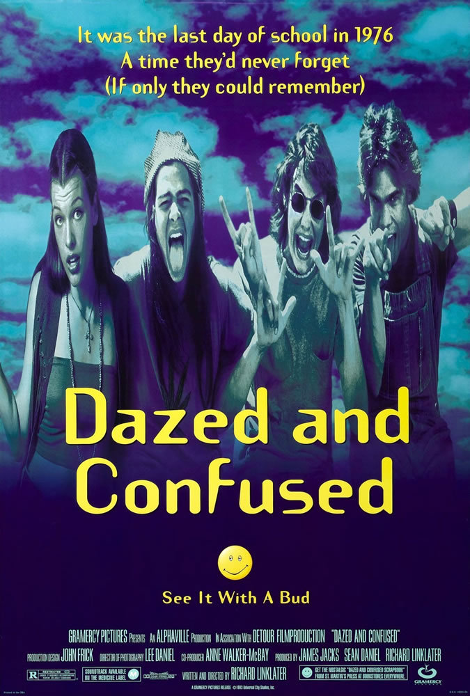 Dazed and Confused (1993) Dual Audio 720p BluRay [Hindi ORG + English] ESubs