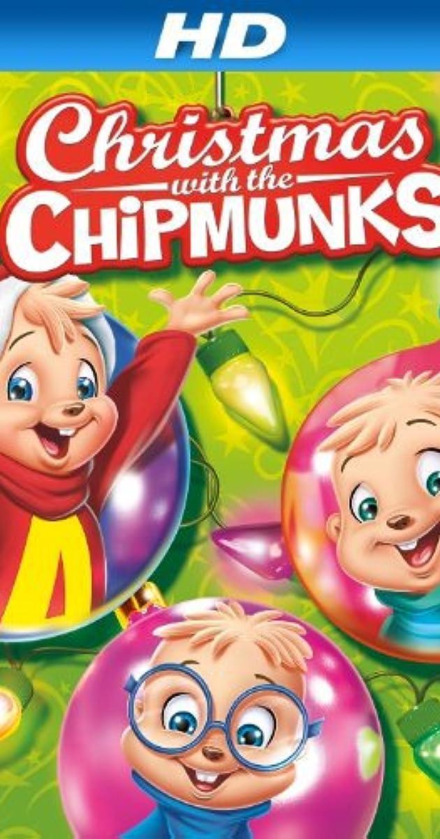 A Chipmunk Christmas (TV Short 1981) - IMDb