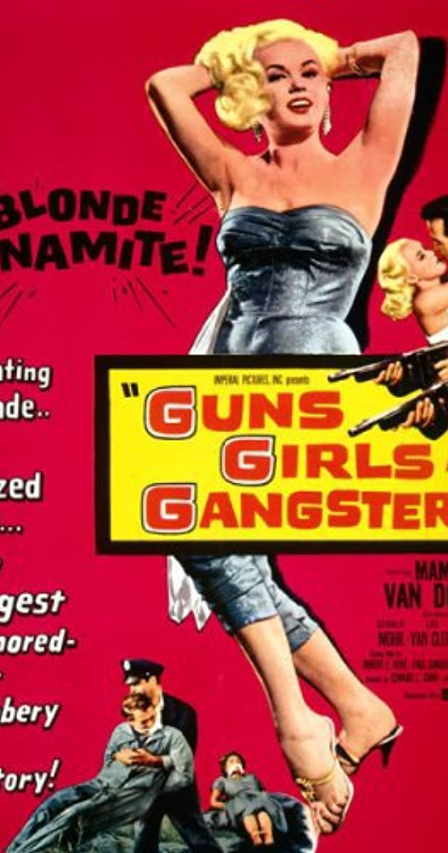 Guns Girls and Gangsters (1959) Subtitles