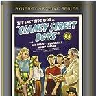 Noah Beery, Dick Chandlee, Leo Gorcey, Huntz Hall, Ernest Morrison, Bobby Jordan, and Amelita Ward in Clancy Street Boys (1943)