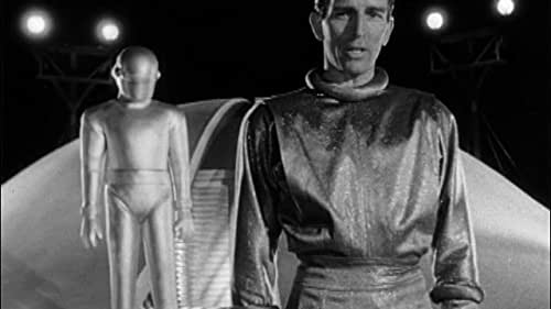 Watch the trailer for the sci-fi classic The Day the Earth Stood Still.