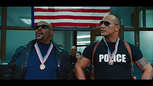 Two mismatched New York City detectives (Ferrell and Wahlberg) seize an opportunity to step up like the city's top cops whom they idolize -- only things don't quite go as planned.