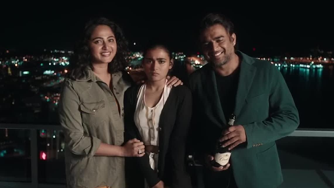 Nishabdham (2020) - IMDb