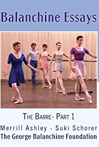 Primary photo for Balanchine Essays: The Barre - Part 1